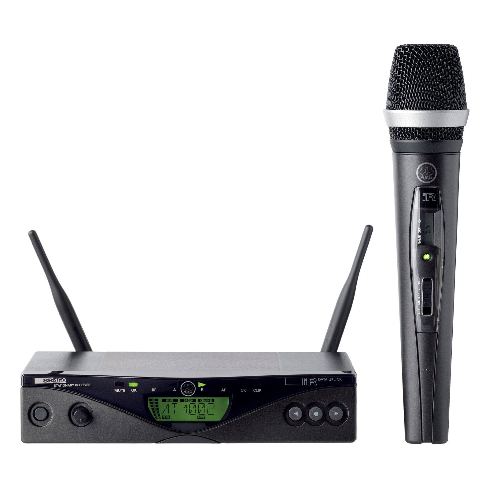 AKG WMS-450 Dynamic Wireless Microphones