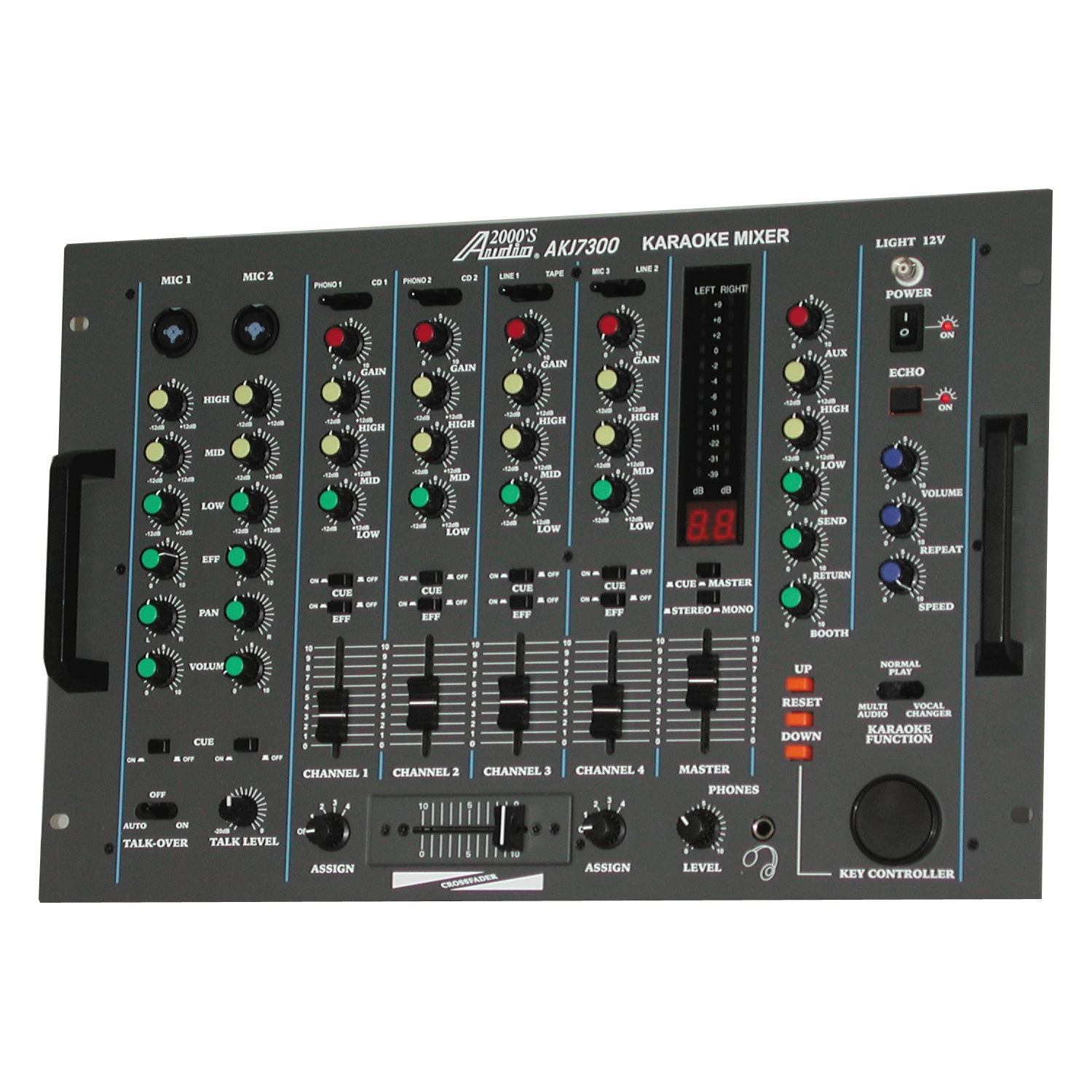 Audio 2000's AKJ-7300 Mixer