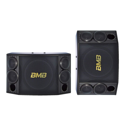 "BMB CSE-312 800W 12"" 3-Way Karaoke Speakers (Pair)"