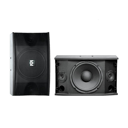 Better Music Builder CS-500 2-Way 450 Watts Vocal Speakers
