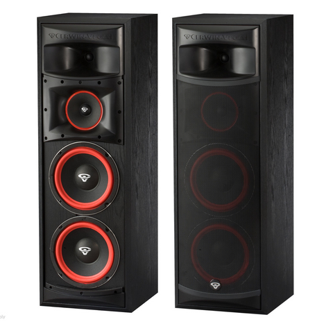 "Cerwin Vega XLS-15 15"" 3 Way Floorstanding Tower Speakers"
