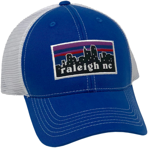 Raleigh Skyline Blue Hat