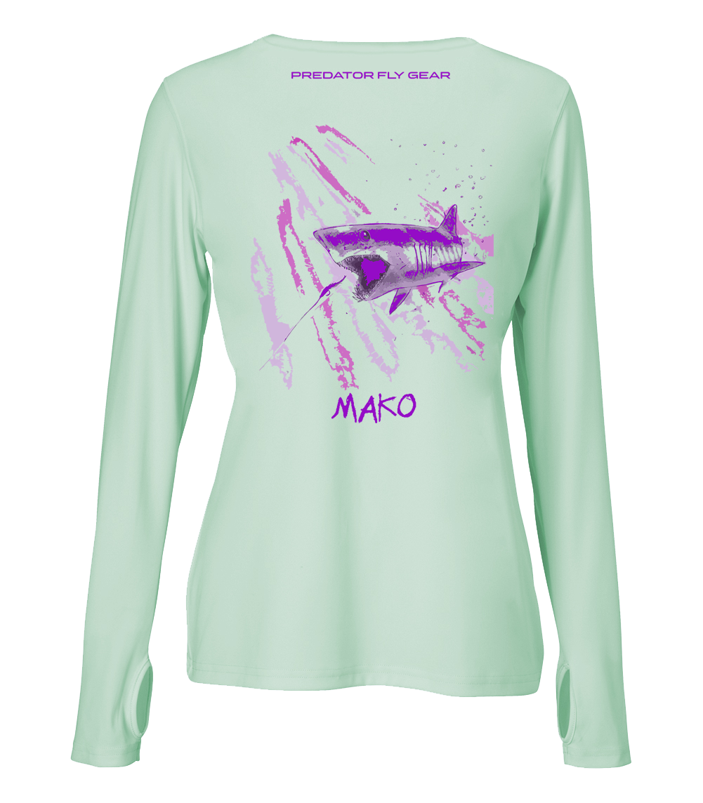 Womens UPF Shirts