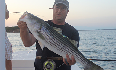 Nick Striped Bass