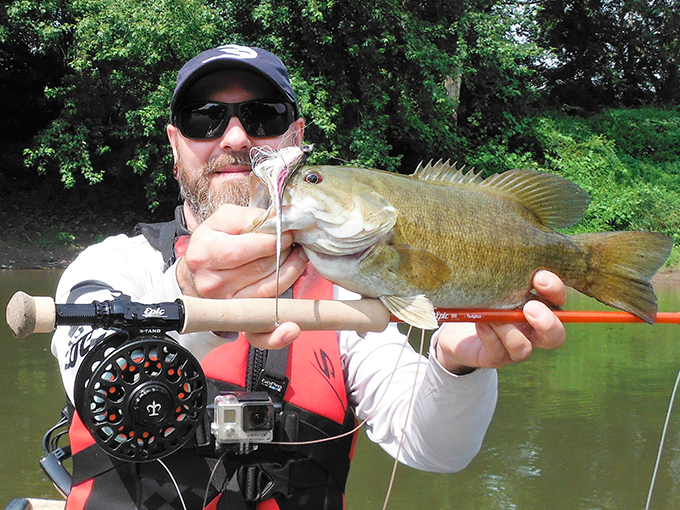 Pat Cohen awesome smallmouth