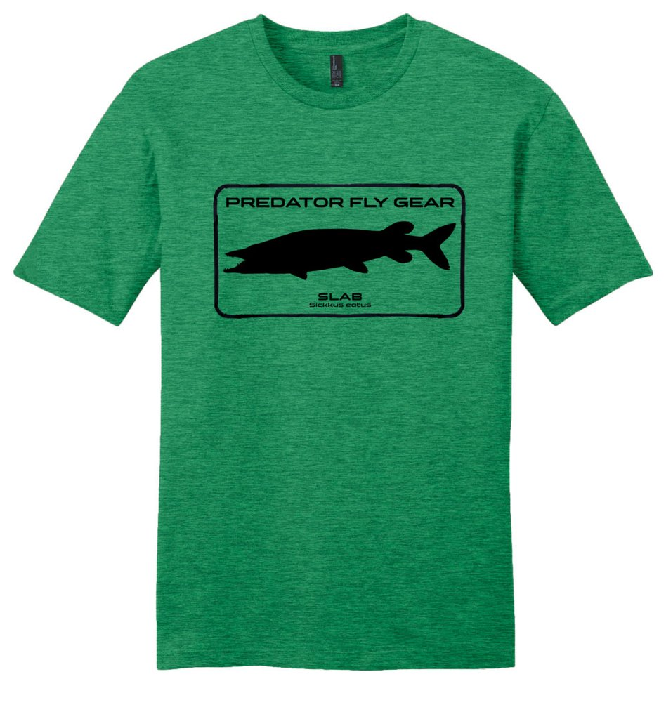 northern pike t shirt