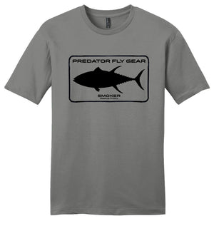SMOKER Casual Tee, Tuna