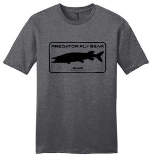 SLAB Casual Tee, Northern Pike