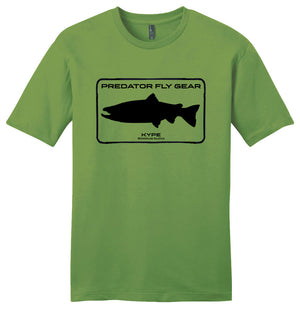 KYPE Casual Tee, Brown Trout
