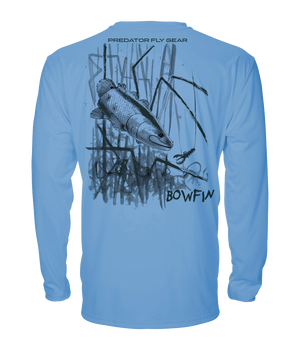 BOWFIN Rugged Series UPF Shirt