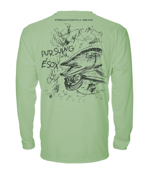 PURSUING ESOX Rugged Series UPF Shirt