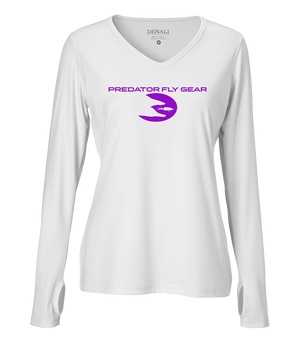 Womens LAUNCH Performance Shirt, Muskie