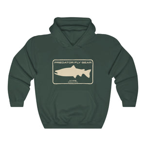 Kype/ Brown Trout Stamp Warm Hoodie