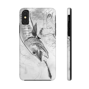 EAT 1 Tough Phone Case