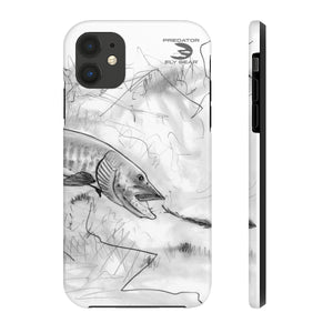 EAT 2 Tough Phone Case