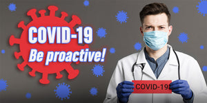 COVID-19 - Be proactive!