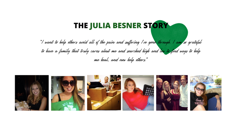 The Julia Besner Lyme Disease Story