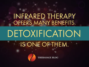Blog 002 - Detoxification with Infrared Heat