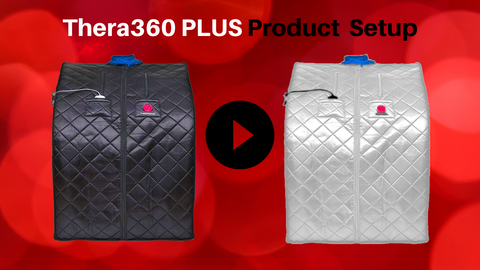 Thera360 Plus Portable Sauna Setup Instructions Video with Robby Besner