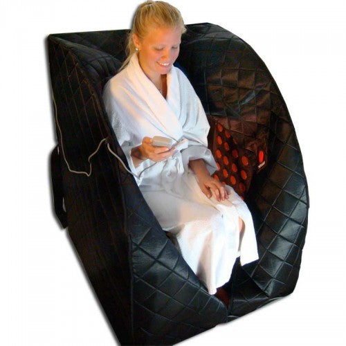 Thera360 Portable Sauna (Black)