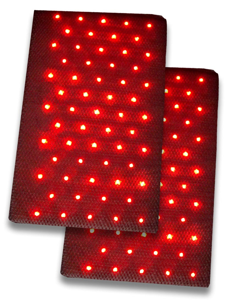 Thera360 220 Volt Upgrade to Plus - Front Red Light Panels and Install Kit