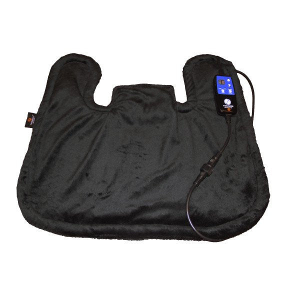 heating pad jade stones full body infrared full spectrum near and far infrared negative ions no emf