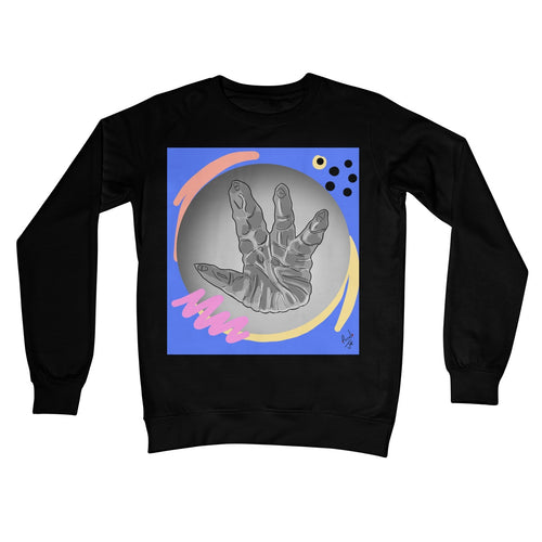 Start The Reactor! Total Recall Crew Neck Sweatshirt