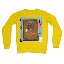 The Never Ending Story Crew Neck Sweatshirt