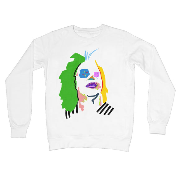 Beetlejuice Crew Neck Sweatshirt