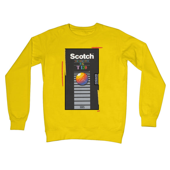 VHS Crew Neck Sweatshirt
