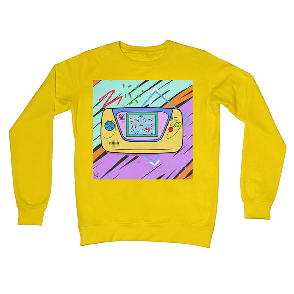 GAME GEAR Crew Neck Sweatshirt