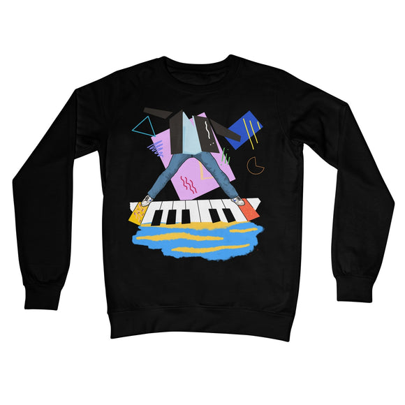 Big Crew Neck Sweatshirt