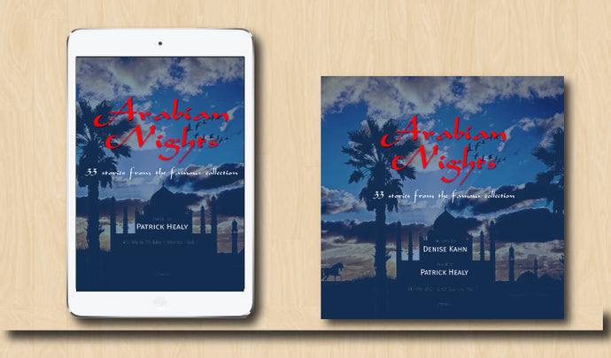 New Release: Arabian Night - The Perfect Gift for Children