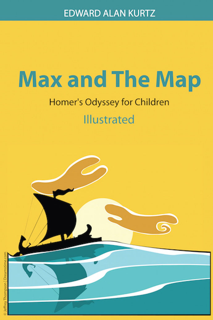 Fictional Ebook Publisher 'Stergiou Ltd' Launches An Exciting New Historical Children's Book Entitled 'Max And The Map'