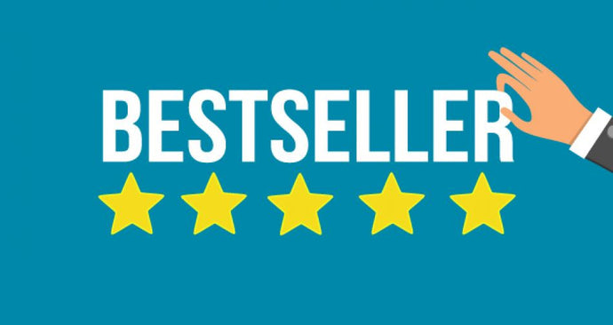 Best-selling books written by self-publishers
