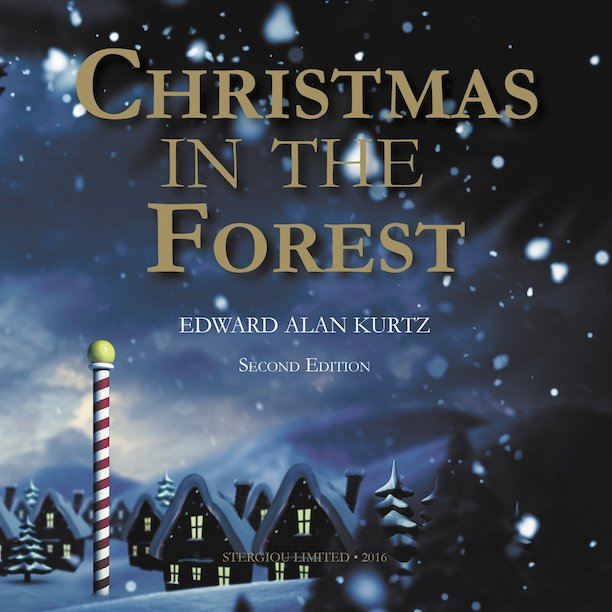 Stergiou Announces The Launch Of An Encapsulating Children's Story In Time For Christmas Season
