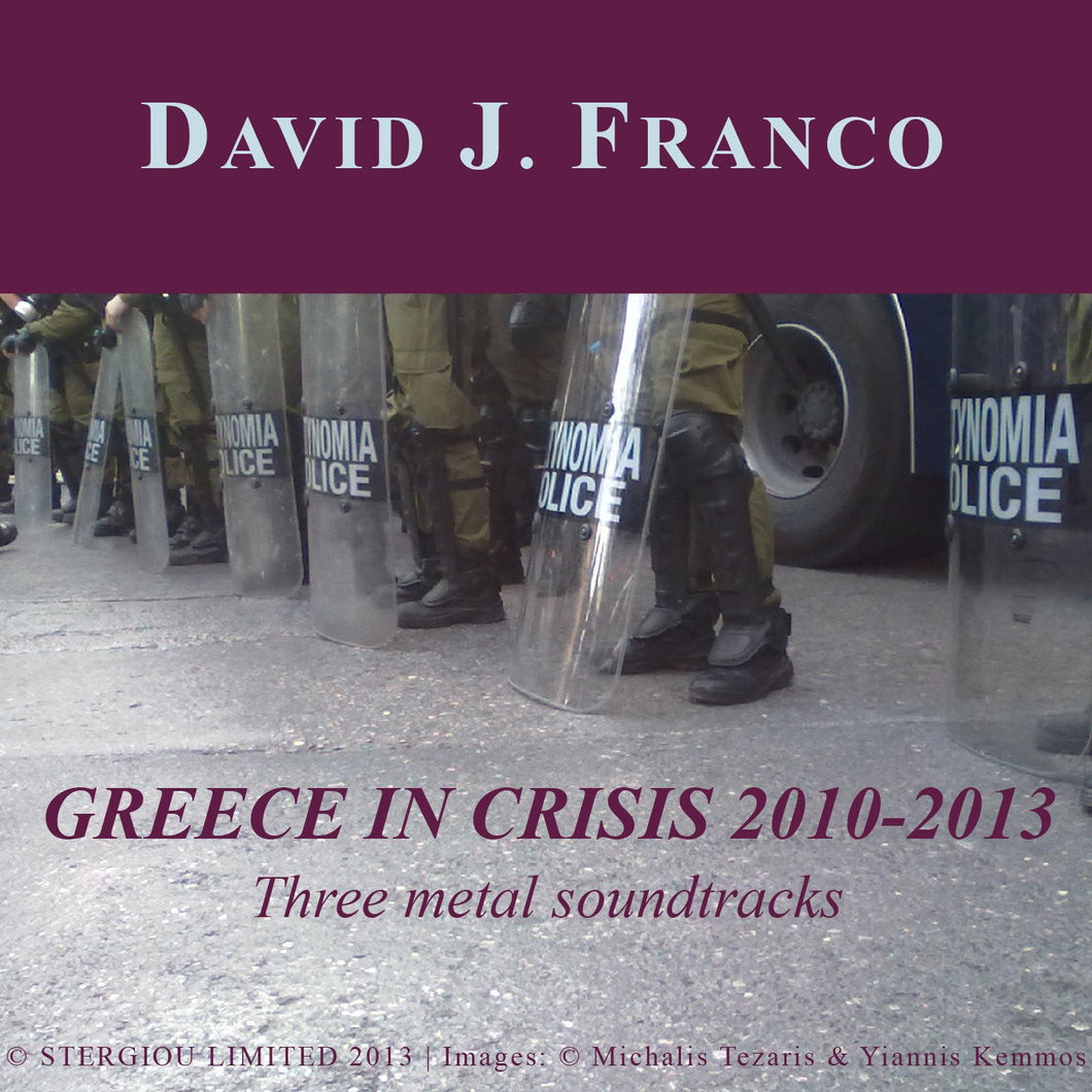 Greece in Crisis 2010-2013