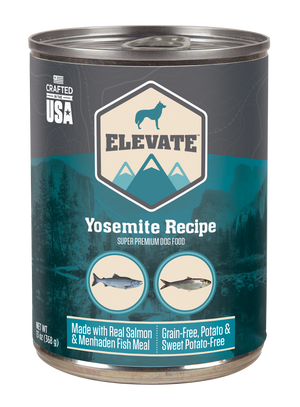 Elevate Canned Dog Food Yosemite Recipe 13 oz