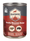 Elevate Canned Dog Food Smoky Mountain Recipe 12 oz