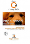Horizon Complete Large Breed Adult Formula Dry Dog Food
