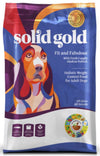 Solid Gold Fit and Fabulous Adult Low Fat and Low Calorie with Fresh Caught Alaskan Pollock Dry Dog Food