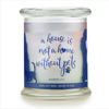 Pet House Sentiments Jar Candle 8.5 oz
