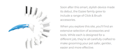 EaZee Deshedding Tool for Dogs