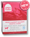 Open Farm Wild-Caught Salmon Rustic Stew 12.5 oz