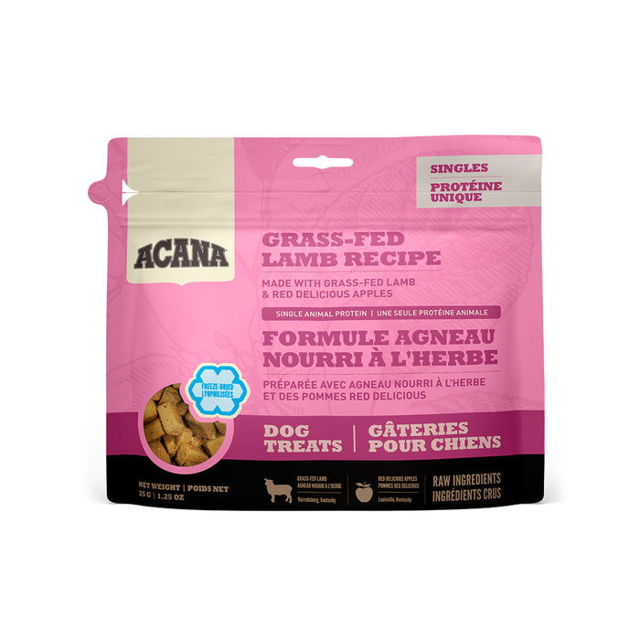 ACANA Singles Treat - Grass-fed Lamb Recipe 35g - PETTER