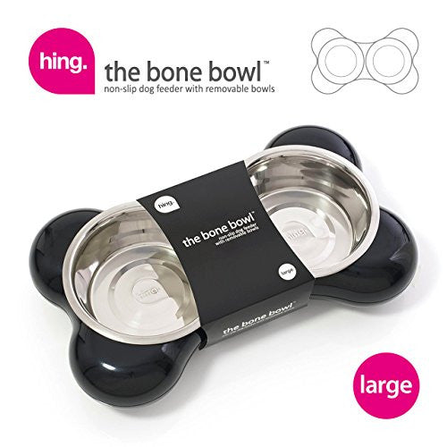 Hing the bone Bowl large azul - PETTER