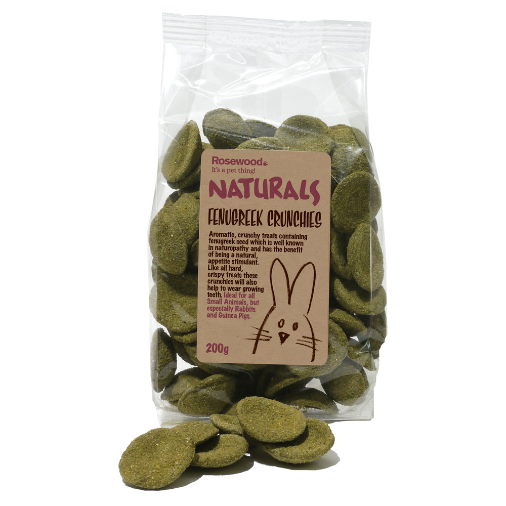 Fenugreek Crunchies 200g - PETTER