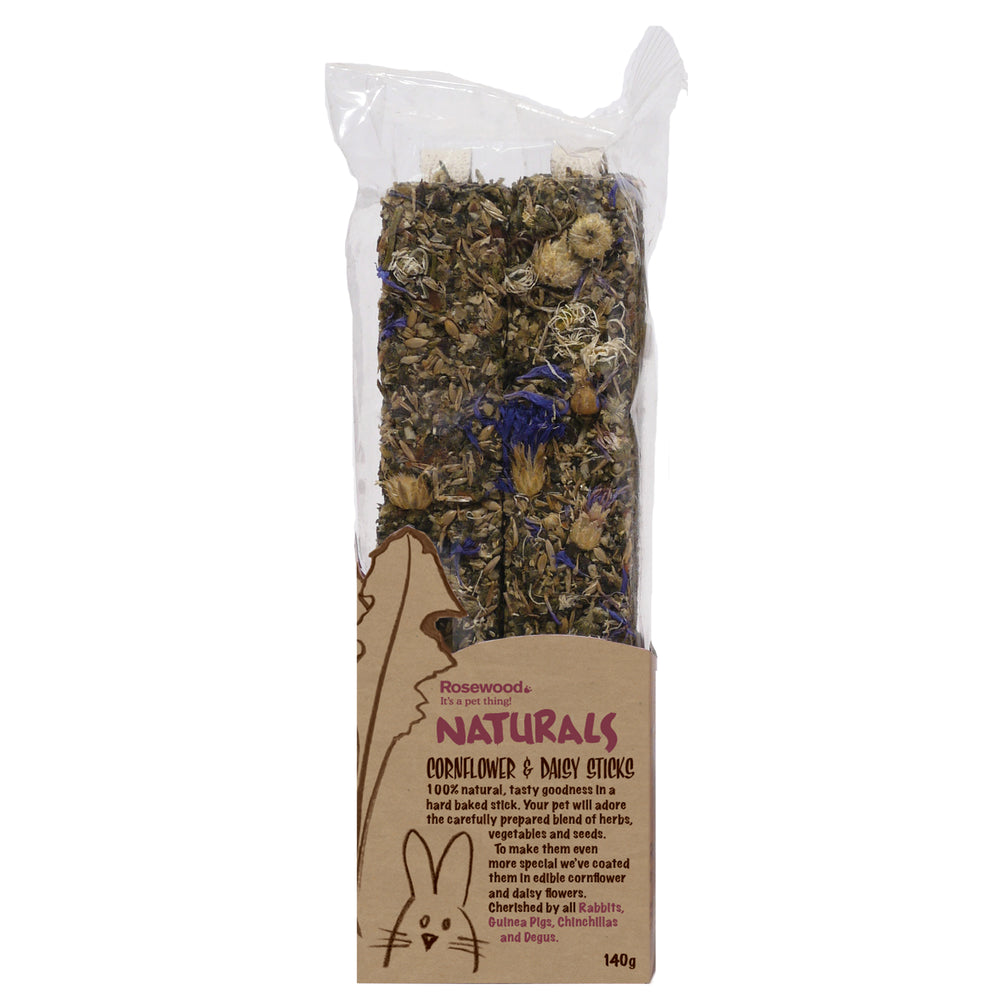 Cornflower & Daisy Sticks 140g - PETTER