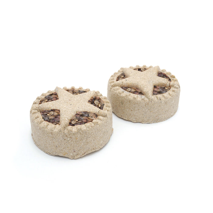 Treat 'n' gnaw mince pies 2pcs ROSEWOOD NATAL