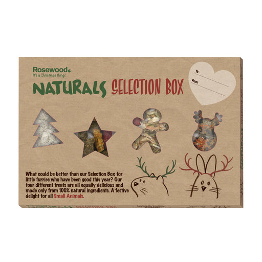 Naturals selection box ROSEWOOD NATAL